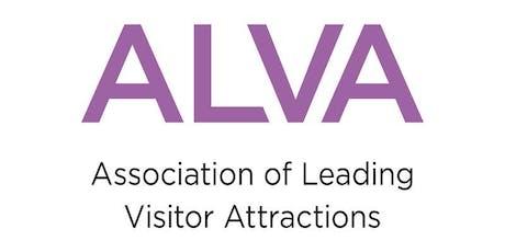 ALVA Security Managers Forum tickets