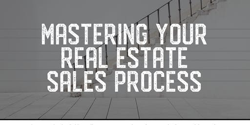 How to Integrate a Sales Process for Real Estate  | Aug 20th | Held in DTC