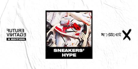 SNEAKERS' HYPE // Future Vintage Festival 2019 biglietti