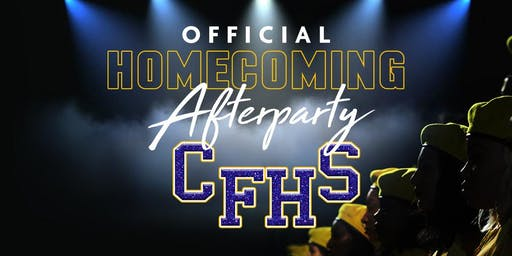 The Official Homecoming Afterparty