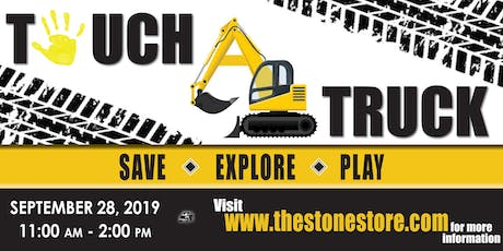 Touch-A-Truck Event tickets