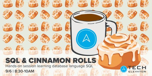 SQL and Cinnamon Rolls - Cincinnati