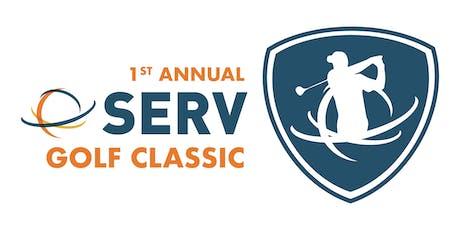 SERV International Golf Classic tickets