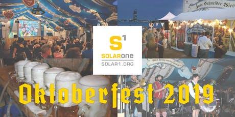 Solar One Oktoberfest 2019 tickets