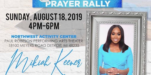Detroit Citywide Prayer Rally by Mikiah Keener