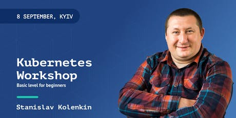 Kubernetes Workshop tickets