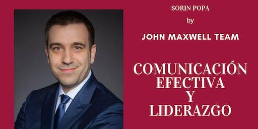 Comunicación efectiva, liderazgo y relaciones interpersonales