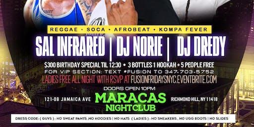 FUSION FRIDAYS NYC at MARACAS NIGHT CLUB