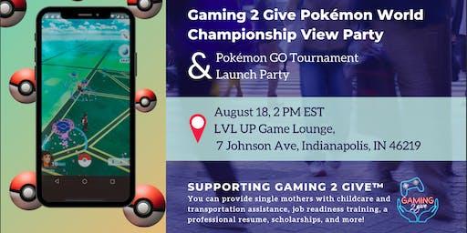 Pokémon World Chamionship View Party & Pokémon Go Tournament Launch Party