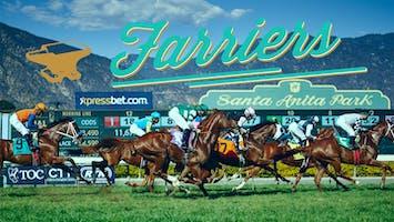 Santa Anita Park Farriers Package