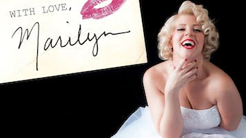 """""""With Love, Marilyn"""""""