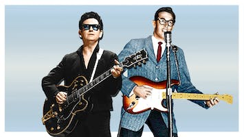"Roy Orbison & Buddy Holly: ""Rock 'N' Roll Dream Tour"" Holographic Performance"