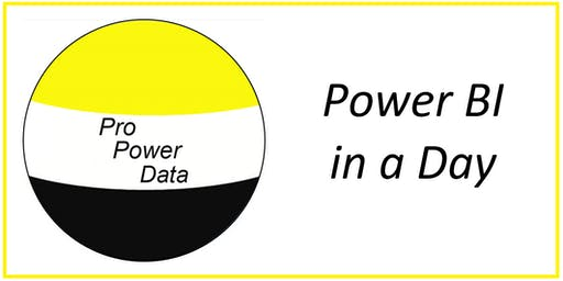 Power BI in a Day - Calgary Session