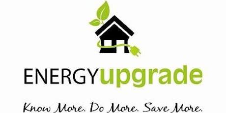 Energy Upgrade Workshop  tickets