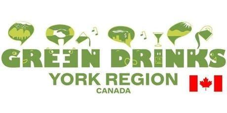 York Region Green Drinks: September Meeting