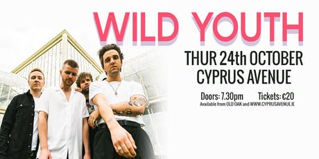 WILD YOUTH tickets