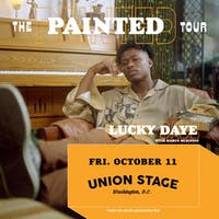 """LUCKY DAYE presents """"The Painted Tour"""" 2019"""
