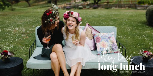 Valley Loves Long Lunch - Plan your beautiful wedding
