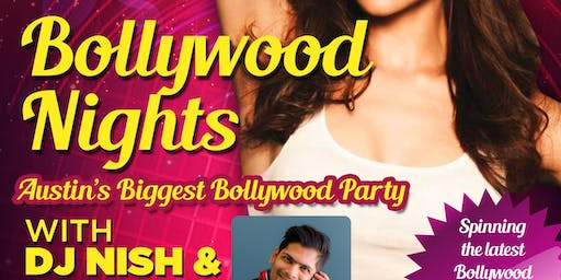 Bollywood Nights - Austin's Biggest Bollywood Dance Party