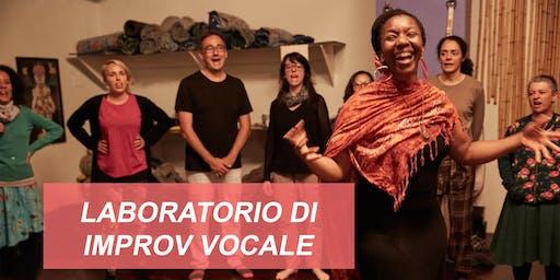Laboratorio di Improvvisazione Vocale