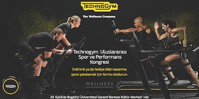 Uluslararası Spor ve Performans Kongresi (ücretl