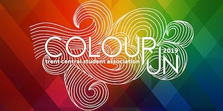 TCSA 5K Colour Run tickets