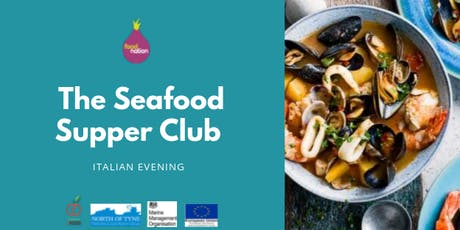 Seafood Supper Club tickets
