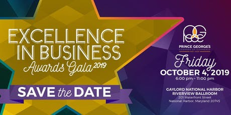 Excellence In Business Awards Gala tickets
