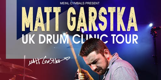 Matt Garstka Drum Clinic