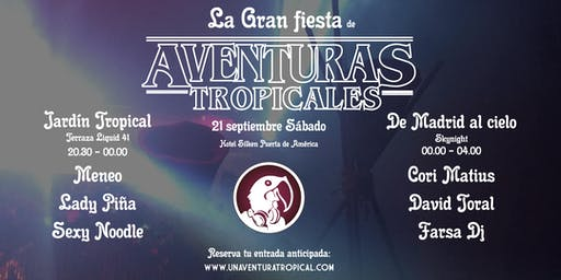 Gran fiesta Tropical