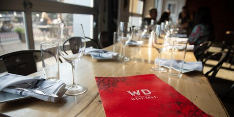 August Monthly Pairings Dinner - The White Party tickets