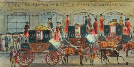 Showmen, strength and speed – the Angel's ancient inns