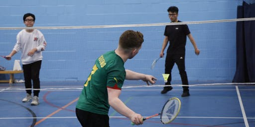 Just Play - Badminton