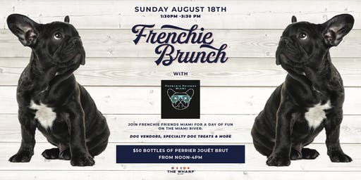 Frenchie Brunch with Frenchie Friends Miami