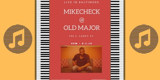 FREE Performance: Mikecheck at Old Major