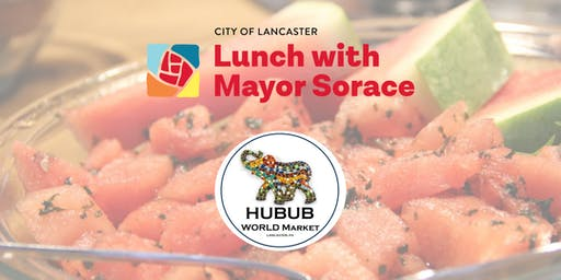 Lunch with the Mayor