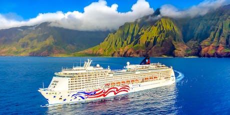 Cruise Ship Job Fair - Detroit, MI - Aug 28th - 8:30am or 1:30pm Check-in tickets