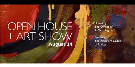 Open House and Art Show tickets