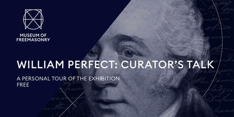 William Perfect: Curator's Talk tickets