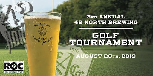 3rd Annual 42 North Golf Tournament