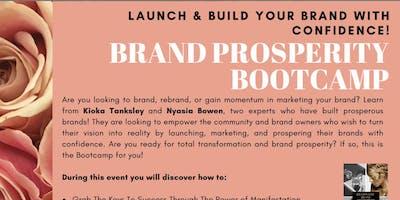 Brand Prosperity Bootcamp