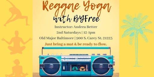 FREE Reggae Yoga