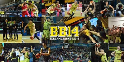 BB14 | Bergamo Basket 2014 - Abbonamento 4 partite