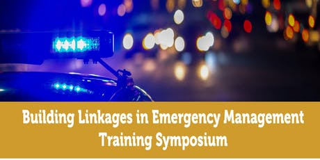 Building Linkages in Emergency Management tickets