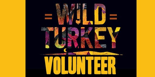 Volunteer for Wild Turkey Gala Event Fundraiser for Turkey Mountain