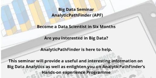 Data Science and Big Data Seminar