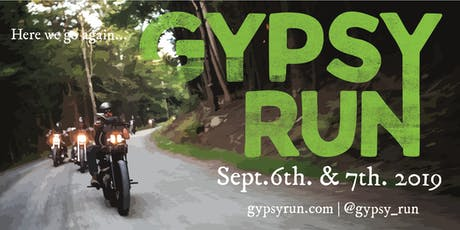 The Gypsy Run tickets