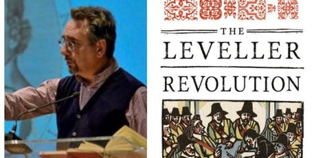 'The Leveller Revolution': A talk by writer and journalist John Rees tickets