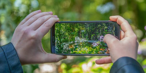 Smartphone Photography for landscapers and Garden Designers