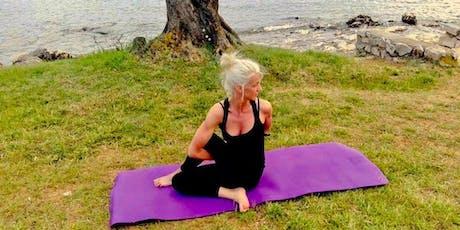 Yoga Class in Cantina biglietti